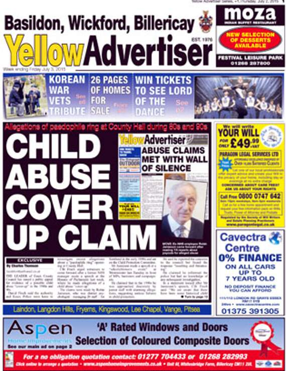 LOCAL NEWSPAPER WEEK: Yellow Advertiser – the paper that gets things done