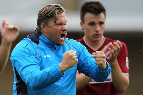 Rod Stringer: 'We don't fear anyone whether it's at home or away, but at our place we particularly fancy ourselves' - Chelmsford City v Concord Rangers (Saturday 3pm) - Preview