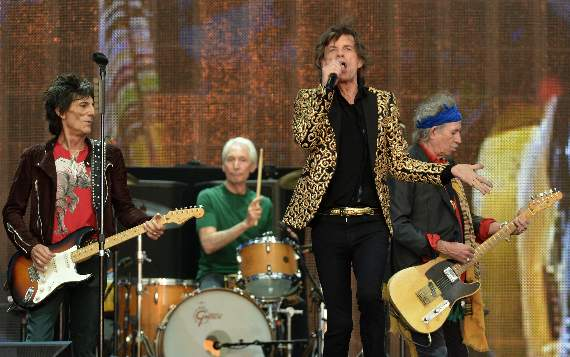 The Rolling Stones announce United Kingdom stadium tour