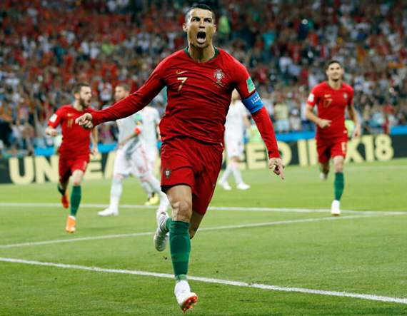 World Cup 2018 memes are all about Ronaldo, Ronaldo, Ronaldo