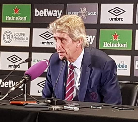 West Ham boss Pellegrini takes positives after FA Cup win